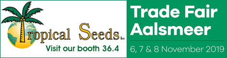 Tropical Seeds BV at trade fair aalsmeer Holland