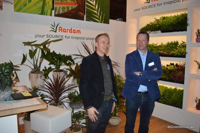 Tropical Seeds at Tuinbour Relatiedagen 2015