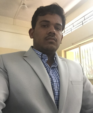 Introducing our Sales trainee from India: Harsha Vardhan Rao Sindhe