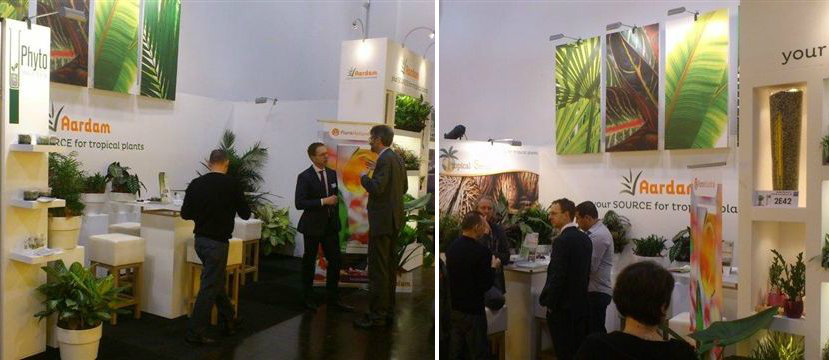 IPM exhibition in Essen - Germany