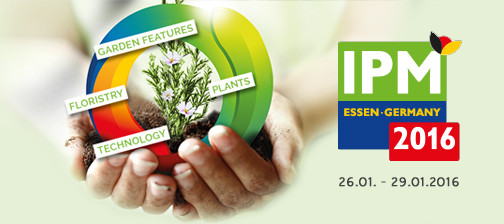 FIND US AT THE INTERNATIONAL PLANT EXIBITION!