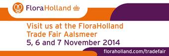 Flora Holland Trade Fair 2014