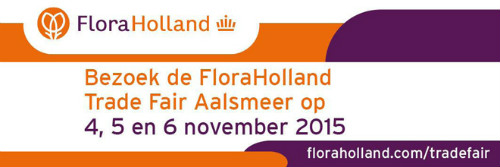 Flora Holland Trade Fair 2015